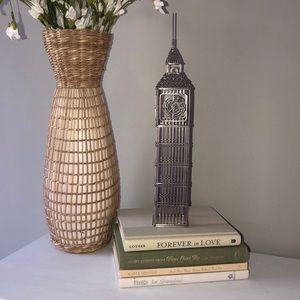 Big Ben Metal Sculpture Artwork